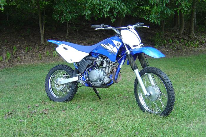 2008 Yamaha TTR125 E Electric Start