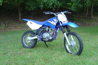 2008 Yamaha TTR125 E Electric Start