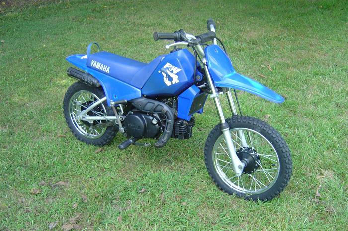 2006 Yamaha PW80