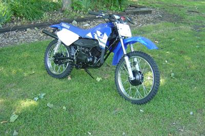 2000 Yamaha RT100