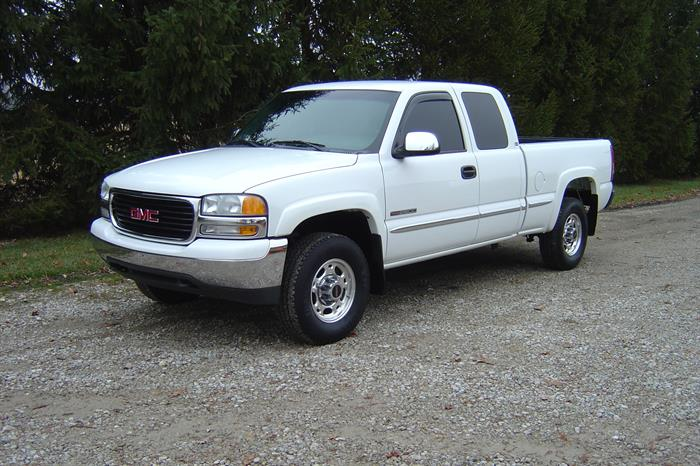 2000 GMC New Sierra 2500 SLE