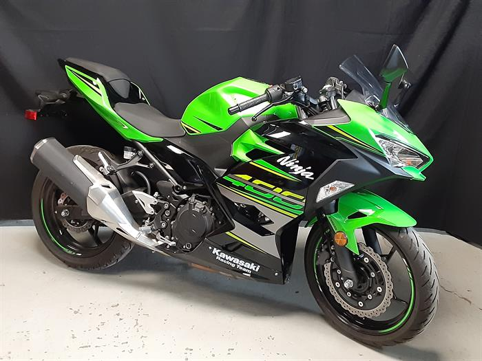 2018 Kawasaki Ninja 400 ABS ERT EX400