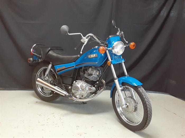 1982 Yamaha SR185 Exciter