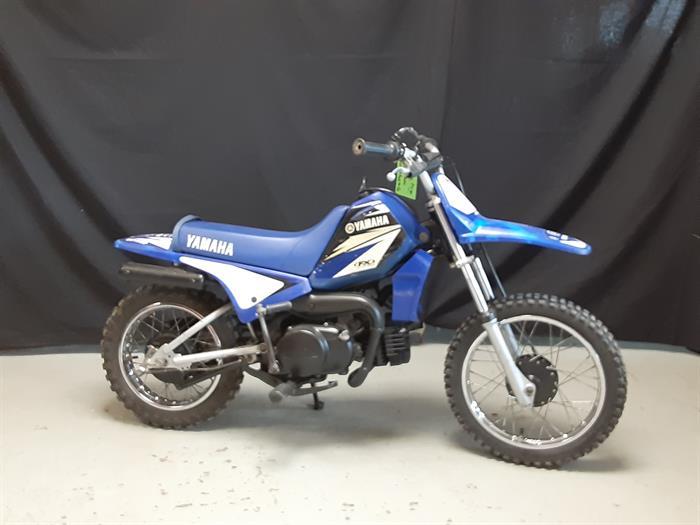2003 Yamaha PW80