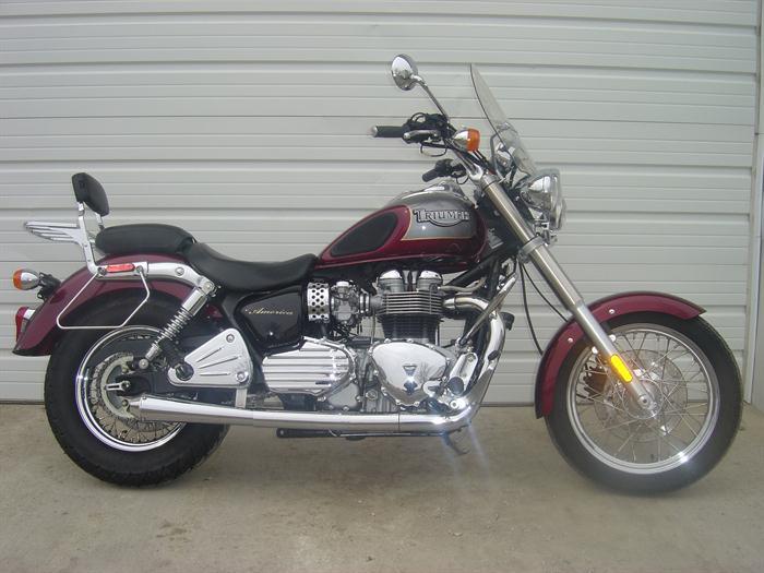 2006 Triumph American