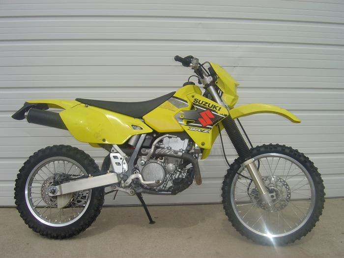 2002 Suzuki DR-Z400 Off Road Trail