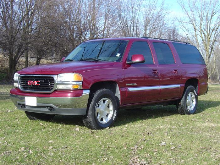 2006 GMC Yukon XL Commercial