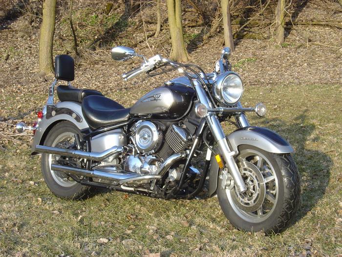 2007 Yamaha XV1100 VSTAR