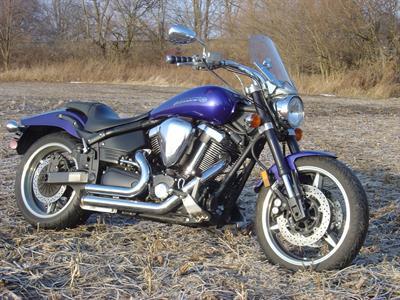 2002 Yamaha XV1700PC Warrior