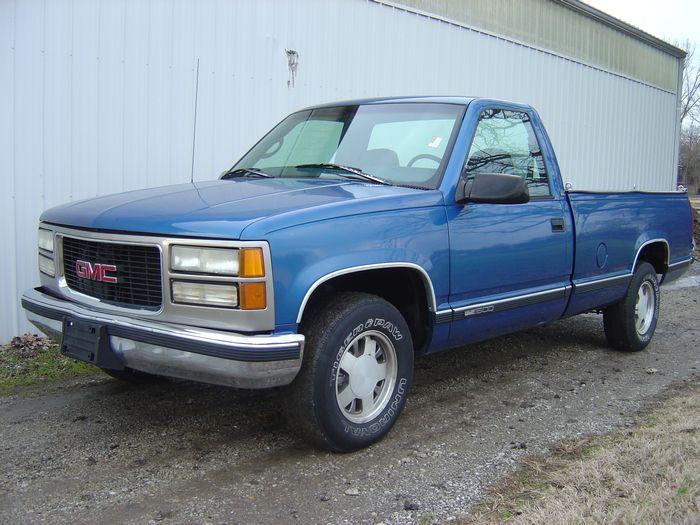 1997 GMC Sierra 1500 1500  2WD