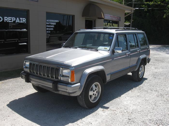 1992 Jeep Cherokee Laredo
