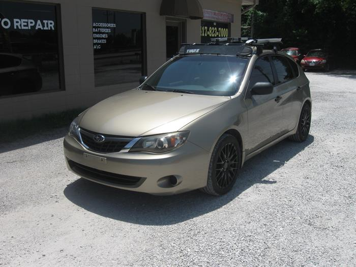 2008 Subaru Impreza Wagon (Natl) i