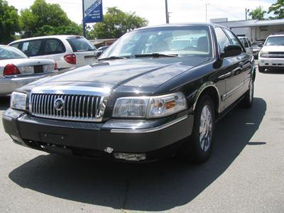 2007 Mercury Marquis LS
