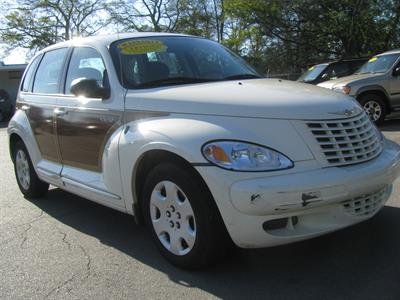2004 Chrysler PT CRUISER SPORTS VAN