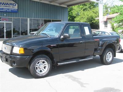 2002 Ford Ranger XL Fleet