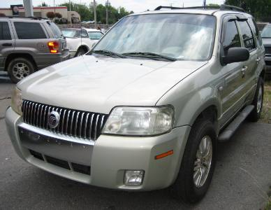 2005 Mercury Mariner Luxury