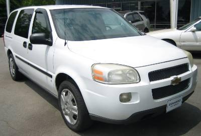 2006 Chevrolet Uplander LS Fleet