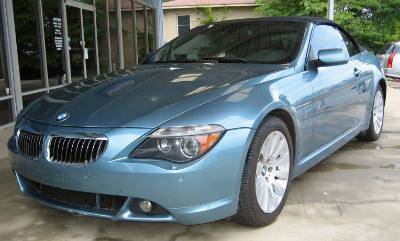 2005 BMW 645Ci Convertible 645Ci