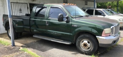 1999 Ford Super Duty F-350 DRW XL
