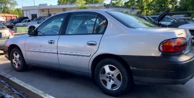 2003 Chevrolet Malibu LT
