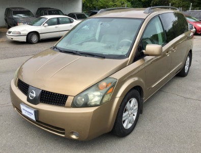 2004 Nissan Quest SL