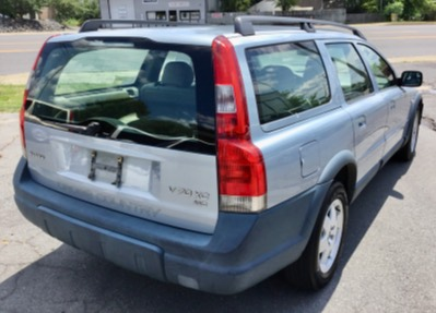 2002 Volvo V70 Wagon