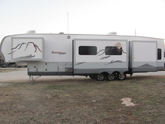 2014 Open Range Mesa Ridge 430RLS
