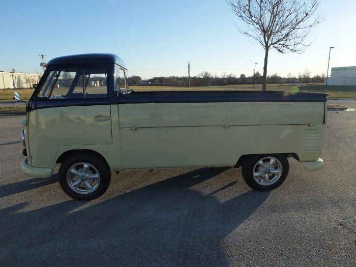 1960 Volkswagon Pickup