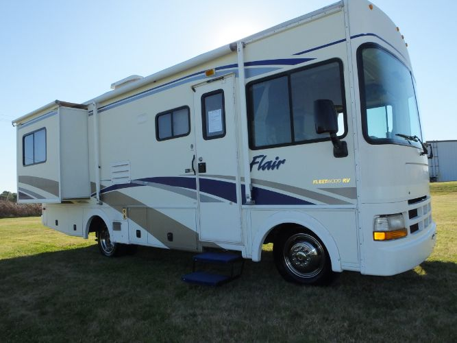 2001 Fleetwood Flair 25F