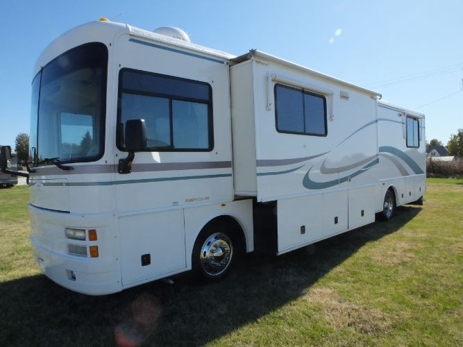 2000 Fleetwood Discovery 37J
