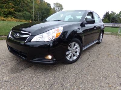2010 Subaru Legacy Prem All-Weather/Pwr Moon