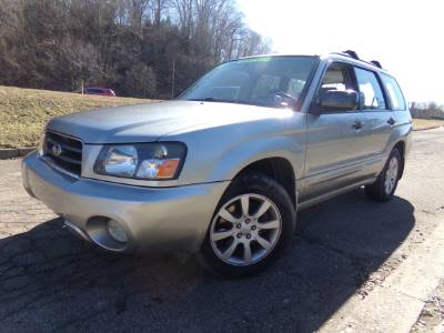2005 Subaru Forester (Natl) XS
