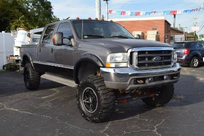 2004 Ford Super Duty F-250 Lariot Fx4