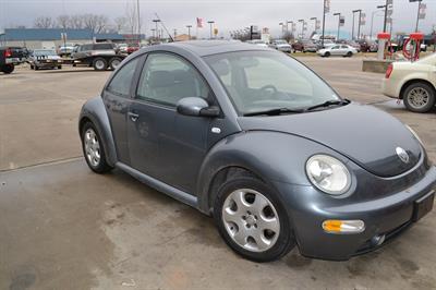 2003 Volkswagen New Beetle Coupe GLS
