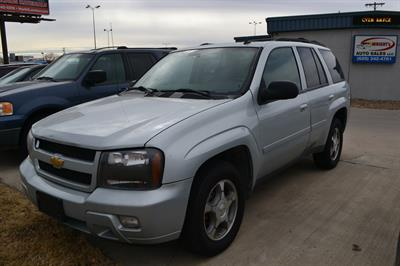 2008 Chevrolet TrailBlazer LT w/1LT