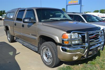 2005 GMC Sierra 2500HD SLE