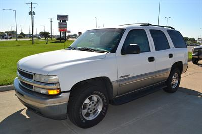 2000 Chevrolet New Tahoe LS