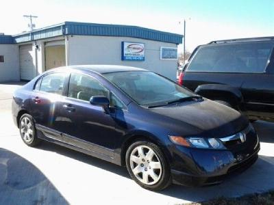 2006 Honda Civic Sdn LX