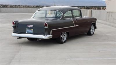 1955 Chevrolet 210 post Resto Mod
