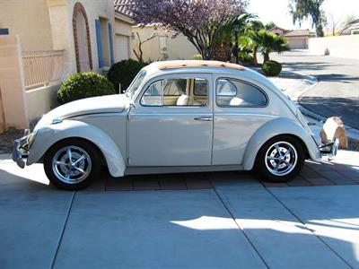 1960 Volkswagon Bug Type 1