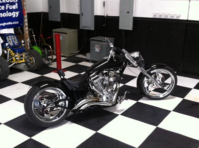 2005 Big Bear Venom Chopper Pro Street