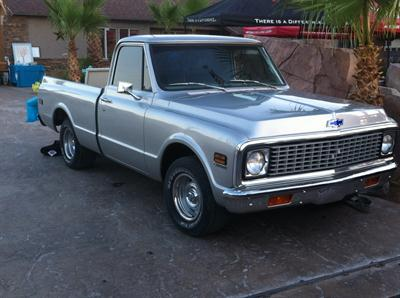 1971 Chevy Short bed C10