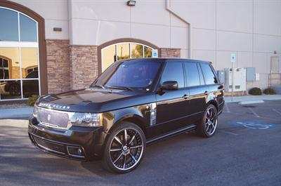 2013 Range rover HSE  Super charged