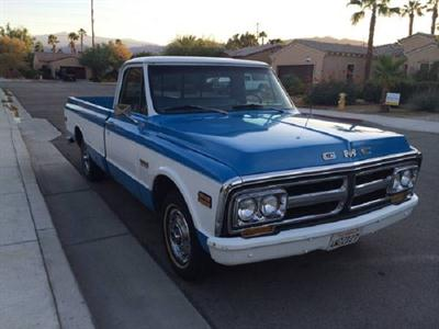 1971 GMC Long bed 1500