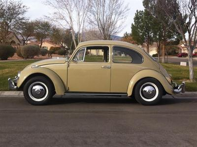 1967 Volkswagon Bug Type 1