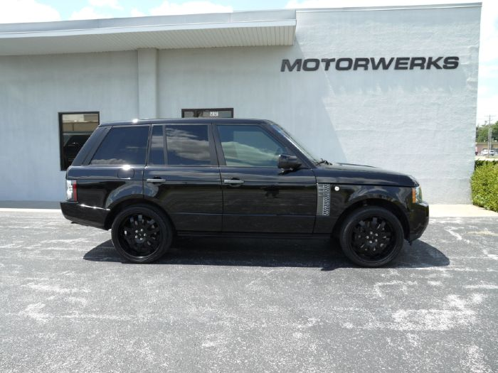 2011 Land Rover Range Rover SC