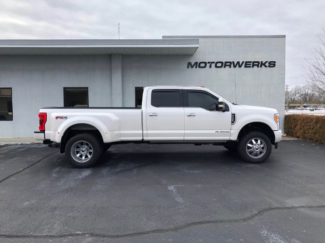 2018 Ford Super Duty F-350 DRW LIMITED