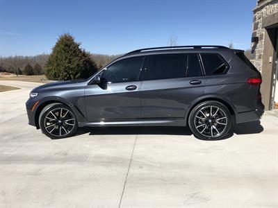 2019 BMW X7 M-Sport