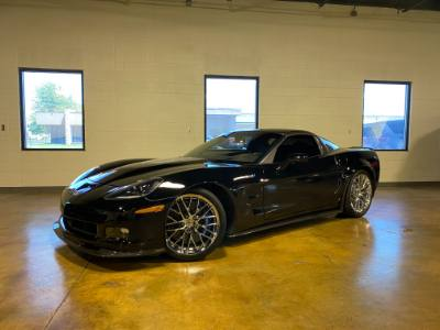 2009 Chevrolet Corvette ZR1 w/3ZR