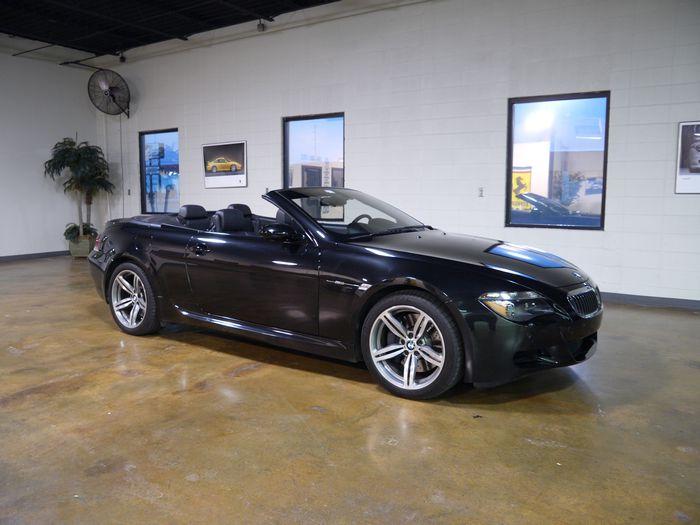 2007 BMW 6 Series M6